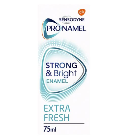 Sensodyne Pronamel Strong & Bright Enamel Extra Fresh Toothpaste 75ml