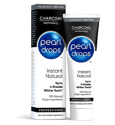 Pearl Drops Instant Natural White Toothpolish 75ml