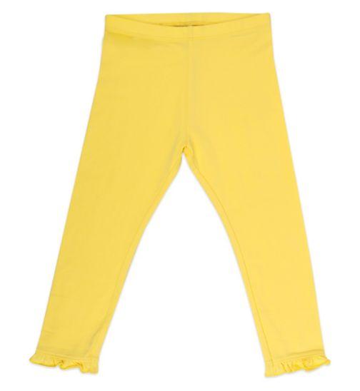 Mini Club Legging Yellow