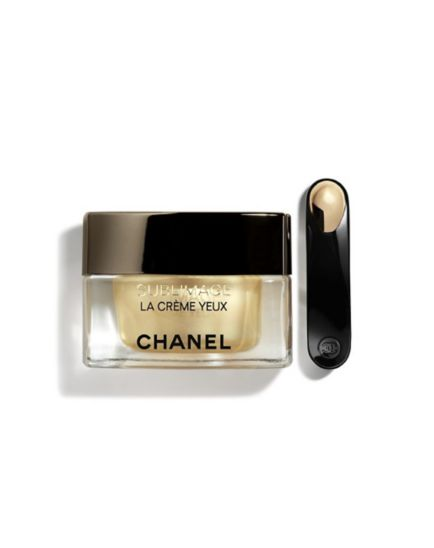 CHANEL SUBLIMAGE LA CREME YEUX Revitalisation Eye Cream - Massage Accessory Included