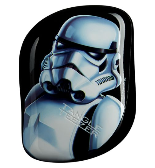 Tangle Teezer Star Wars™ Stormtrooper Compact Styler detangling hairbrush