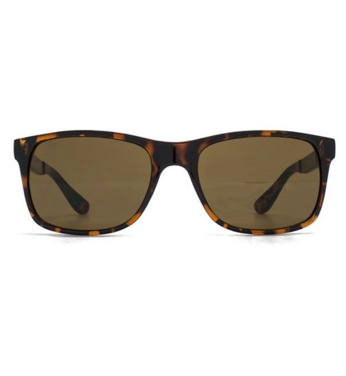 Ben Sherman Sunglasses Plastic With Metal Trim
