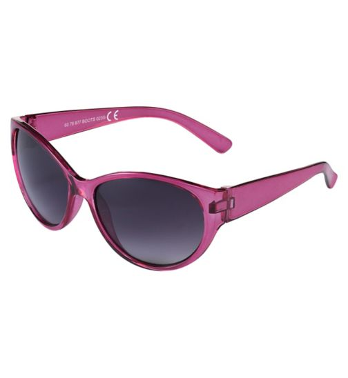 Boots Kids Crystal Berry Cateye Sunglasses