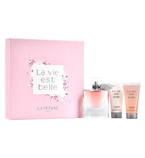 Lancome la vie est belle eau de parfum 50ml set