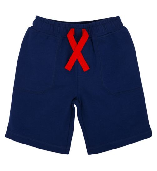 Mini Club Boys Jersey Short Navy