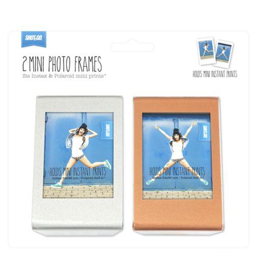 Shot2go L shaped frames 2 pack