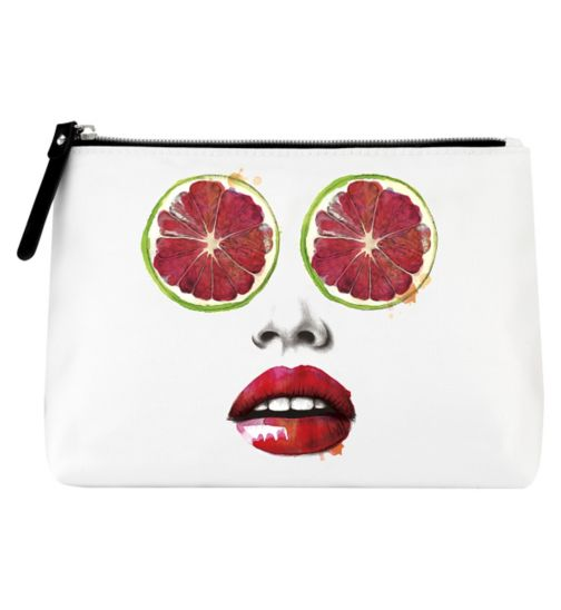 Being By Sanctuary water lotus and pomelo bag