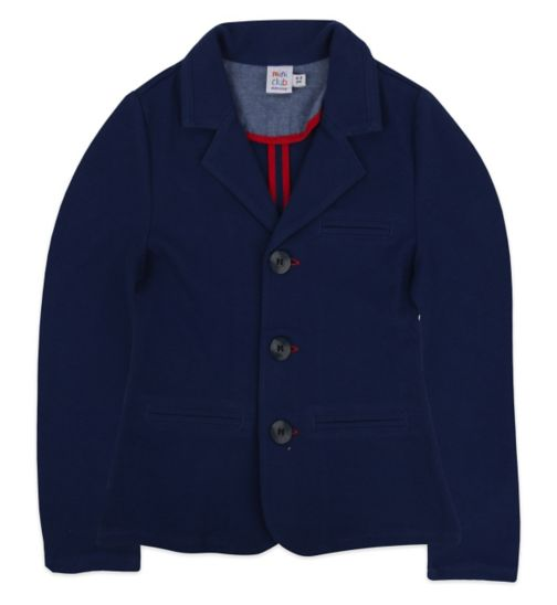 Mini Club Boys Blazer Navy