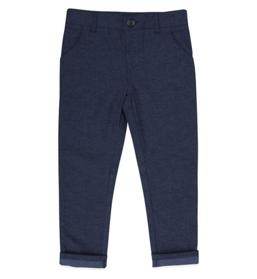Mini Club Boys Trouser Navy