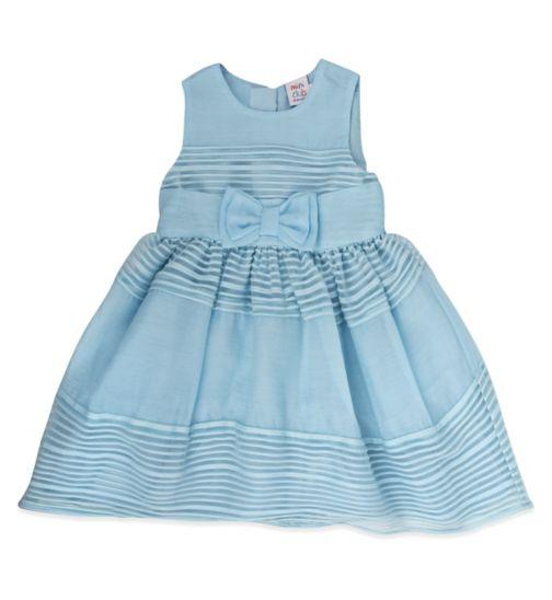 Mini Club Mesh Dress Blue