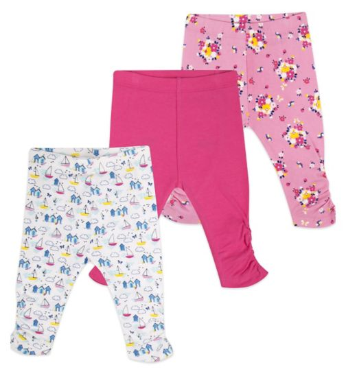 Mini Club Baby Leggings 3 Pack