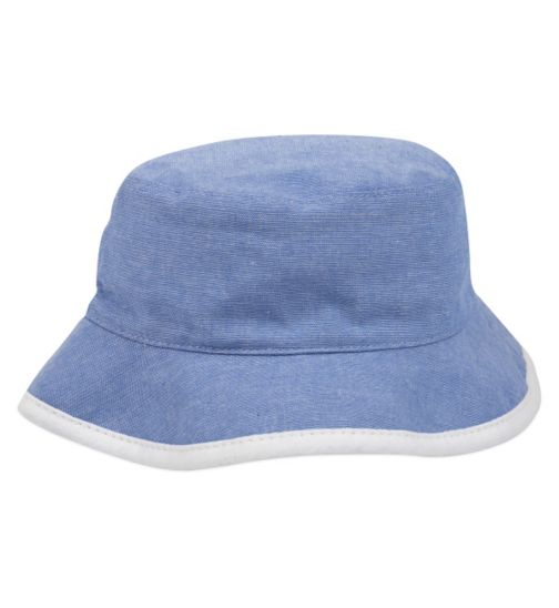 Mini Club Baby Boys Newborn woven hat