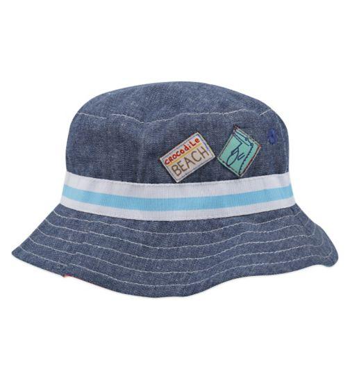 Mini Club Boys Daywear Contemporary Woven Hat