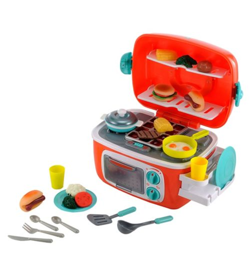 ELC- Mini Sizzling Kitchen