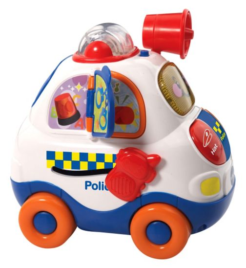VTechToot Toot Driver Drive Discover Police Car