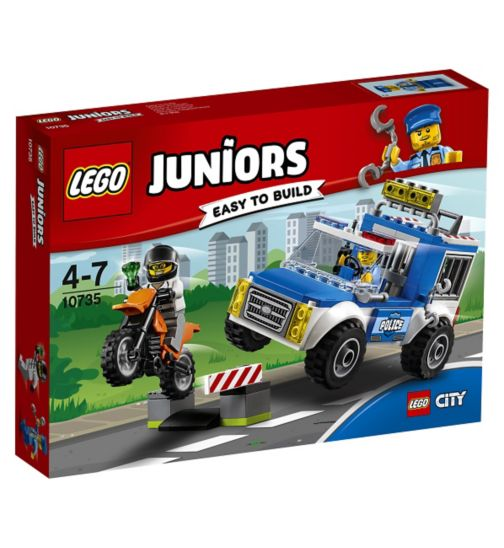 LEGO®  JUNIORS - Police Truck Chase 10735