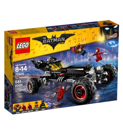The LEGO®  Batman Movie- The Batmobile 70905