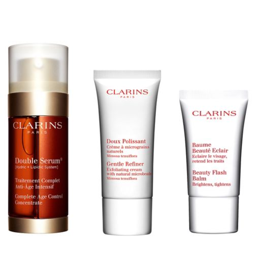 Clarins Mother's Day Double Serum 30ml Gift Set