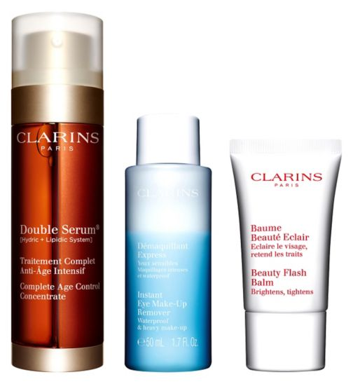 Clarins Mother's Day Double Serum 50ml Gift Set