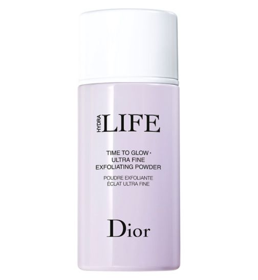 DIOR HYDRA LIFE Time To Glow Ultra Fine Exfoliating Powder 40g