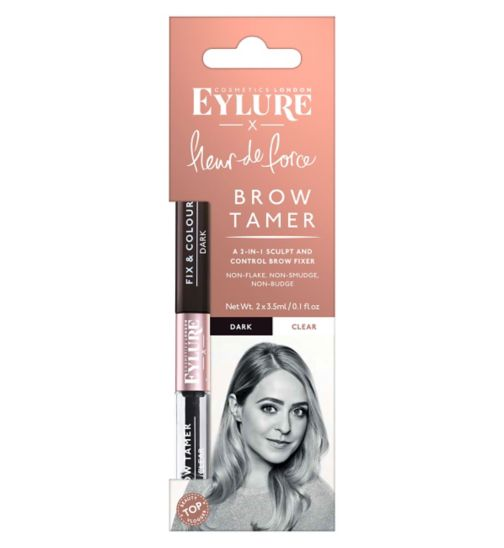 Fleur de Force by Eylure Brow Tamer - Dark