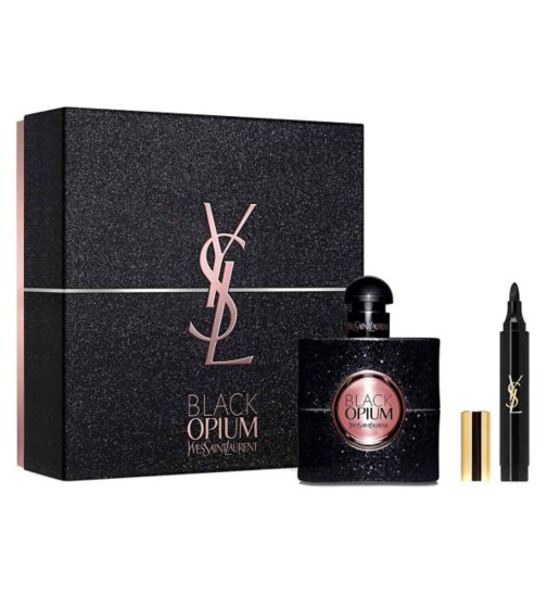 Yves Saint Laurent Black Opium Gift Set 50ml