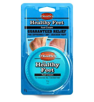 boots foot cream