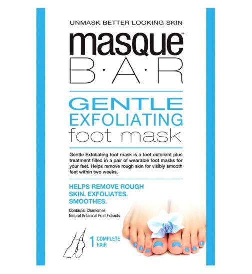 Masque Bar Gentle Exfoliating Foot Mask