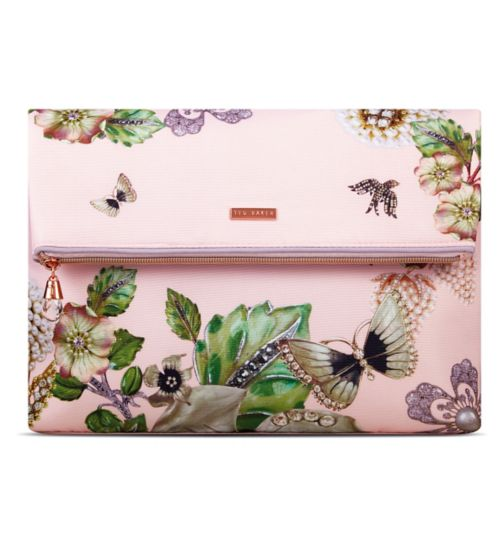 Ted Baker Ladies Folding Wash Bag SS17