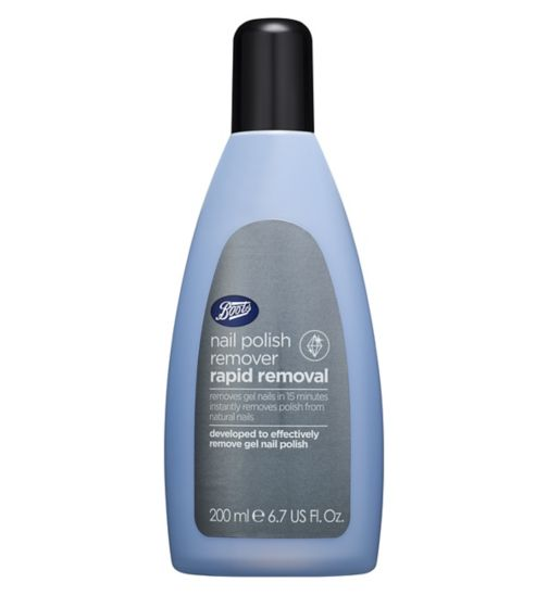 Boots Extra Strength Nail Polish Remover 200ml