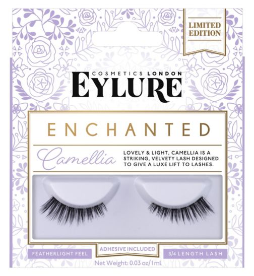 Eylure Enchanted Lashes -Camillia