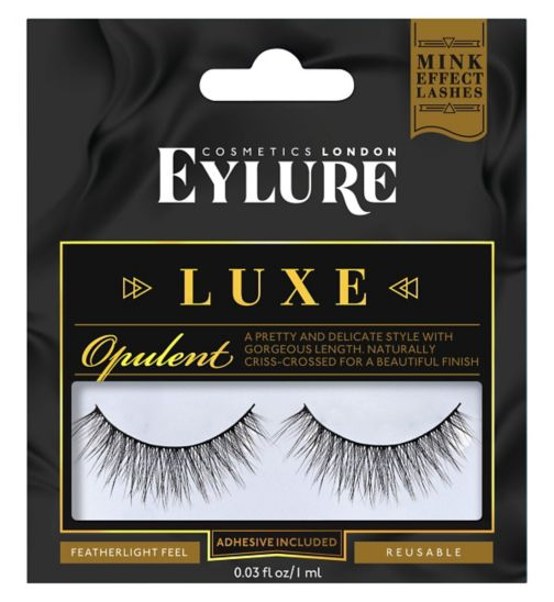 Eylure Luxe Lashes -Opulant
