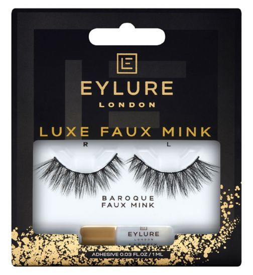 Eylure Luxe Lashes -Baroque