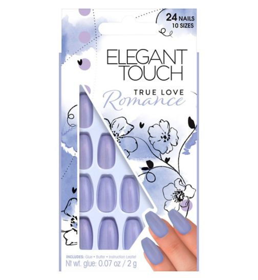 Elegant Touch Romance Collection True Love Nails