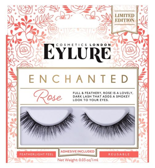 Eylure Enchanted Lashes -Rose