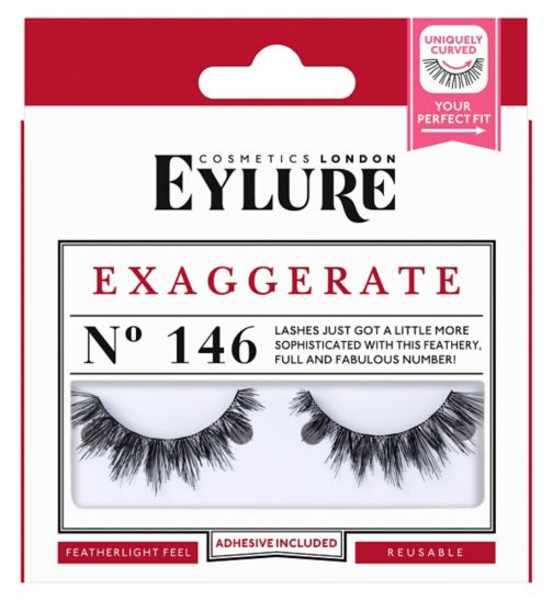 Eylure Exaggerate Lashes No. 146