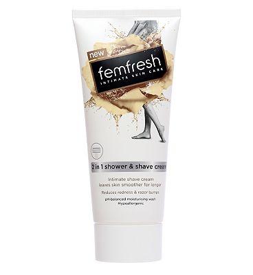Femfresh Shower & Shave Creme