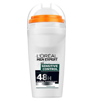 loreal men expert sensitive control 48h deodorant 50ml