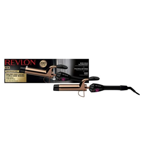 Revlon Pro Collection Salon Long Lasting Curls & Waves Tong