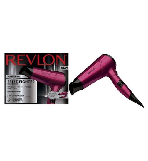 Revlon Perfect Heat Frizz Fighter Hair Dryer