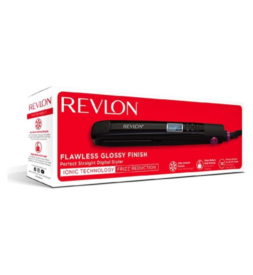 Revlon Perfect Straight Digital Straightener