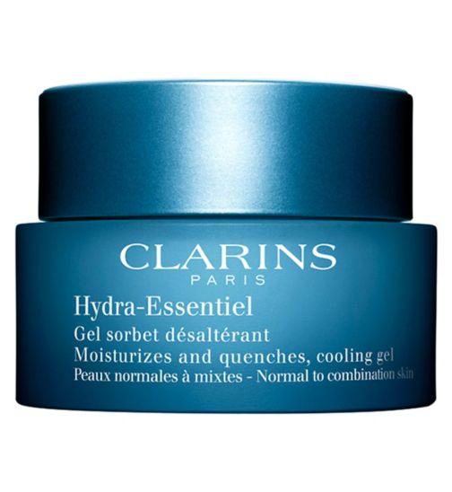 Clarins Hydra-Essentiel Cooling Cream Gel
