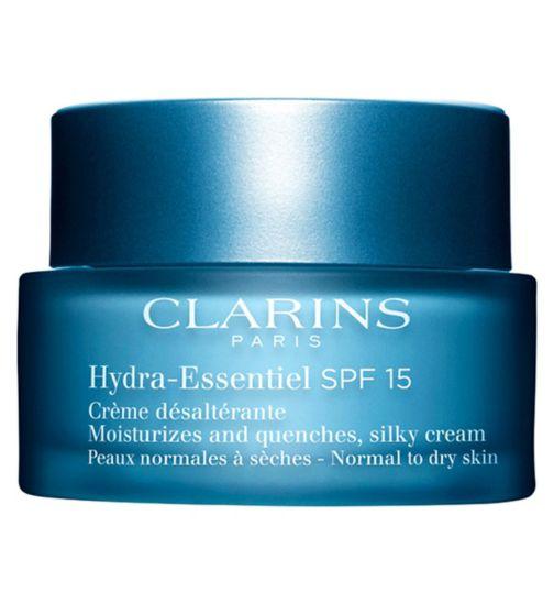 Clarins Hydra-Essentiel Silky Cream SPF 15 50ml
