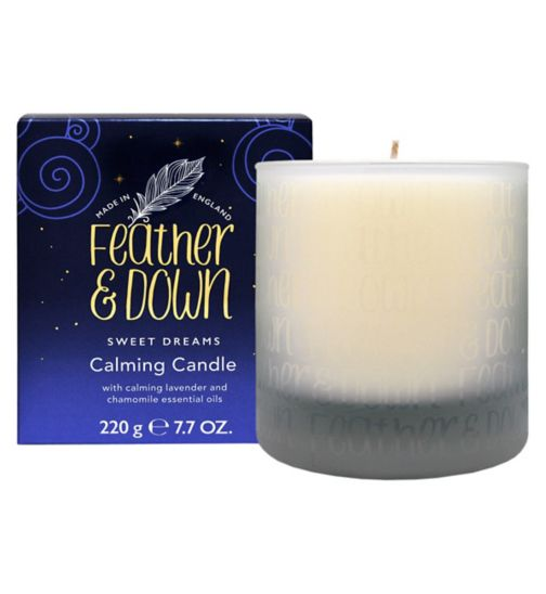 Feather & Down Sweet Dreams Calming Candle 220g