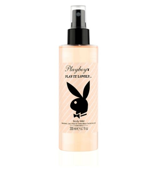 Playboy Play It Lovely body mist 200ml