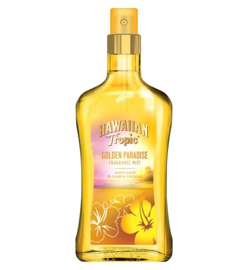 Hawaiian Tropic Golden Paradise Body Mist 250ml