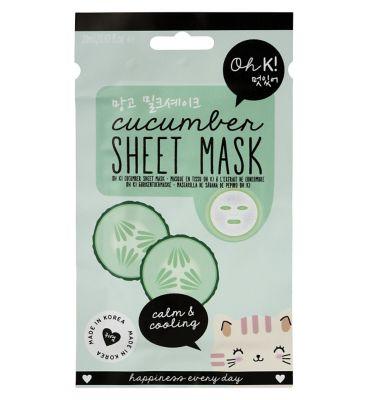 Oh K Cucumber Sheet Mask 23ml