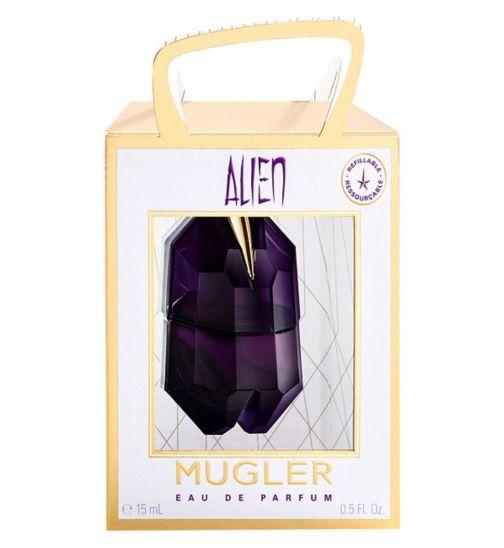 Mugler Alien Eau de Parfum Seducing Offer 15ml refillable