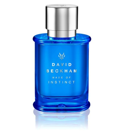 Made of Instinct Eau de Toilette 50ml for Men by David Beckham