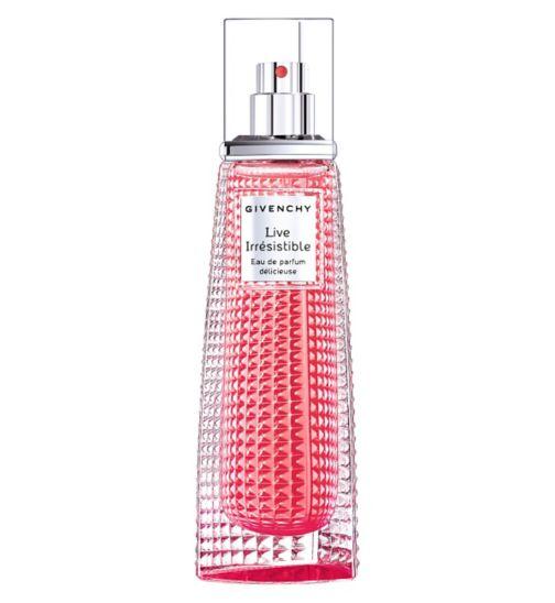 Givenchy Live Irresistible Delicieuse Eau de Parfum 50ml